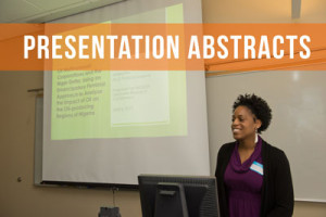 Download Presentation Abstracts